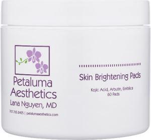 Skin Brightening Pads